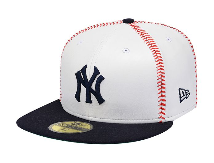 New York Yankees Baseball 59Fifty Fitted Baseball Cap by NEW ERA x MLB