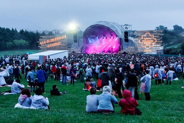 Primavera Sound Festival, Barcelona, Spain