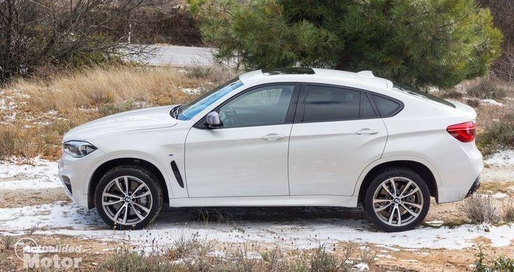 Prueba nuevo BMW X6 M50d, el SUV diésel de 381 caballos