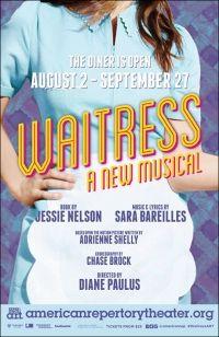 Check Out the Colorful Poster Art for Sara Bareilles' Waitress Musical - Playbill.com