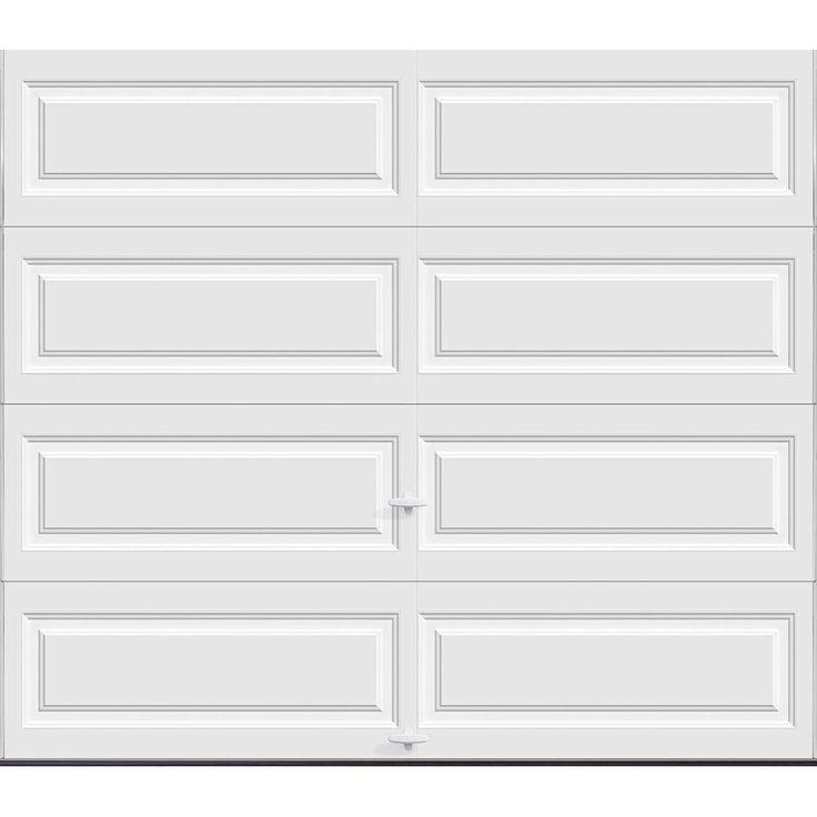 27 best raised panel garage doors images on pinterest for R value of wood garage door
