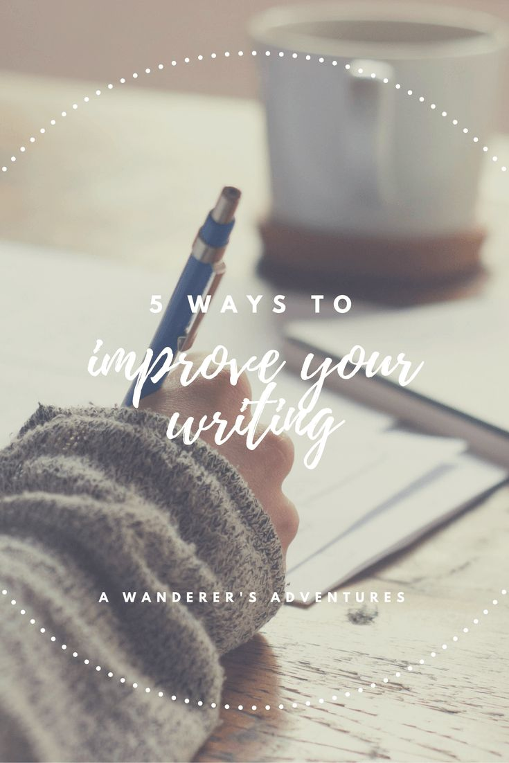 5 ways to improve your writing Writing a narrative essay is an essential talent for field research  5 tips for writing a good narrative essay  you can improve your narrative essay 1.