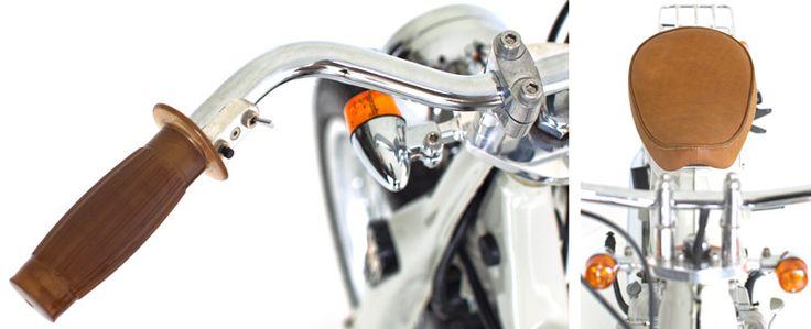 The devils in the detail… Honda C70 | Deus Ex MachinaDeus Ex Machina