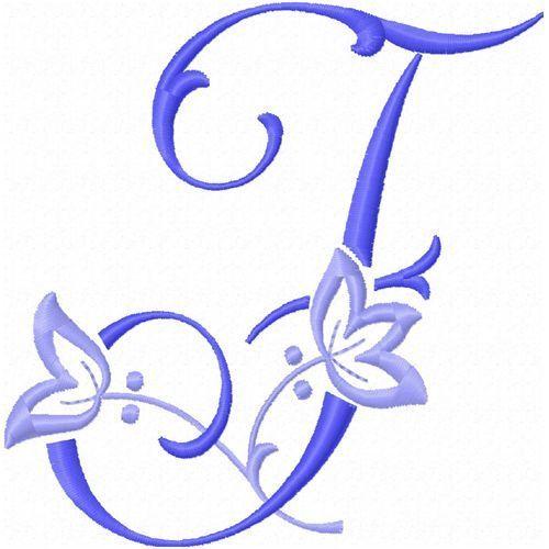 letra f con flor de lis - Buscar con Google