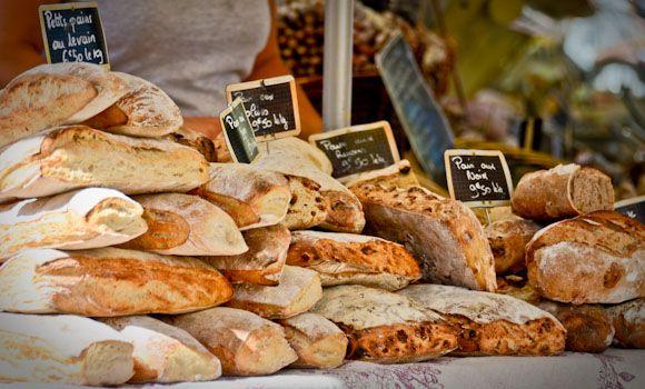 Lourmarin Market, Luberon, Provence