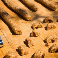 biscotto di Ceglie Messapica (Pisquett'l) #dessert #dolci #almond #mandorle #Apulia #Puglia #Italy #Italia
