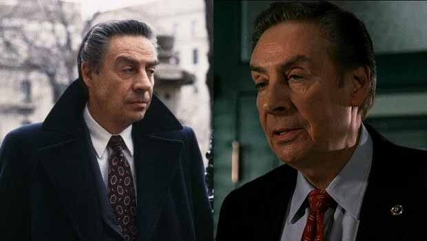 Jerry Orbach (Detective Lennie Briscoe) #LawandOrder #ThenandNow