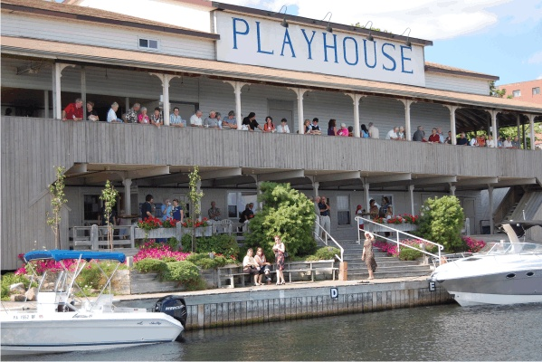 Springer Theatre - Thousand Islands Playhoouse - Gananoque Ontario