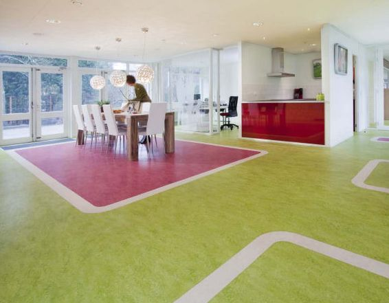 forbo linoleum floors with the marmoleum brand are made from natural raw materials this makes marmoleum flooring the most sustainable choice
