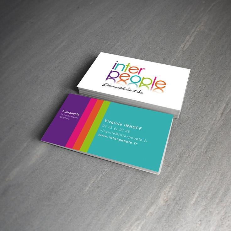 Logo et carte de visite // Interpeople