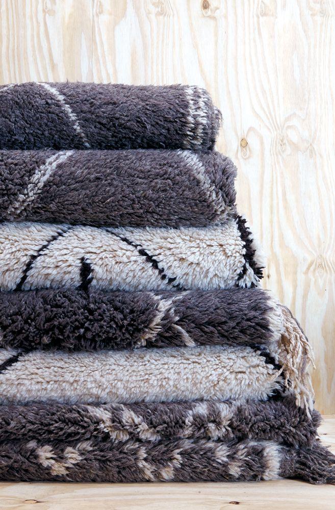A.U Maison SS17. #aumaison #interior #homedecor #styling #danishdesign #berber #rugs