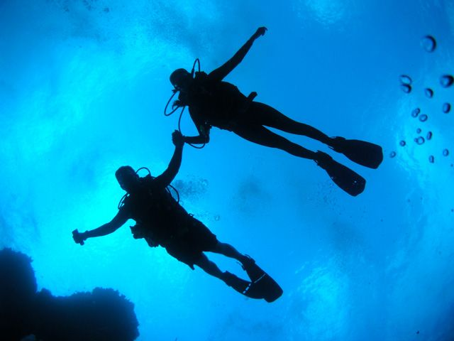 Scuba diving; i love the ocean, photography, and sports. Scuba diving is all of those things rolled into one and something i must do someday.