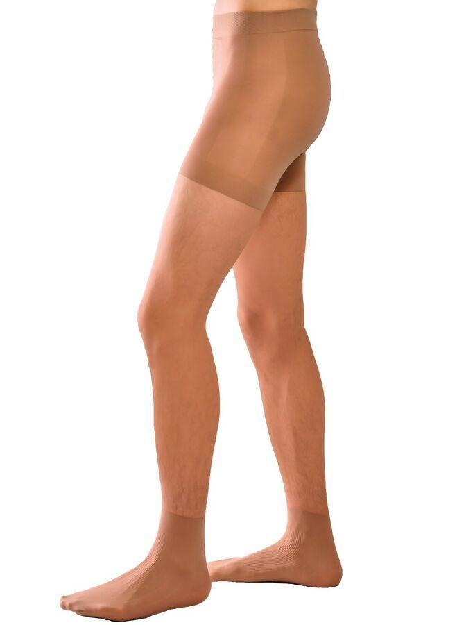 ed634beaeff80 Men's Pantyhose Sheer Tights SMART Hosiery by Knittex Black Natural#Sheer# Tights#Pantyhose