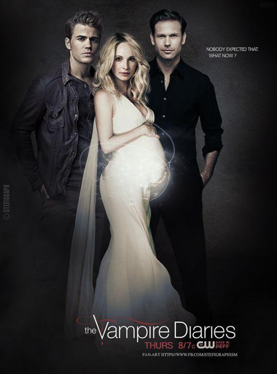 ვამპირის დღიურები სეზონი 8 ქართულად / vampiris dgiurebi sezoni 8 qartulad / The Vampire Diaries season 8 qartulad