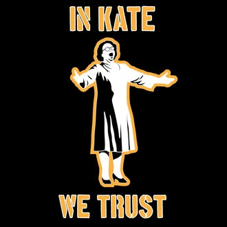 Kate Smith - Flyers fans would know