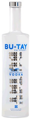 BU-TAY VODKA  Ultra Premium Vodka for all our vodka loving packaging peeps. PD