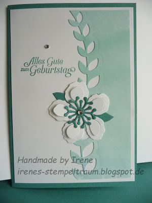Irenes Stempeltraum: Framelits Pflanzen-Potpourri