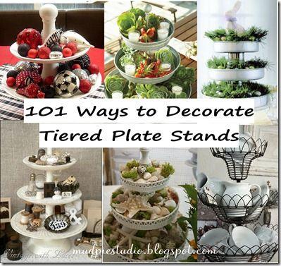 Best 25+ 3 tier stand ideas on Pinterest | Fruit kitchen ...