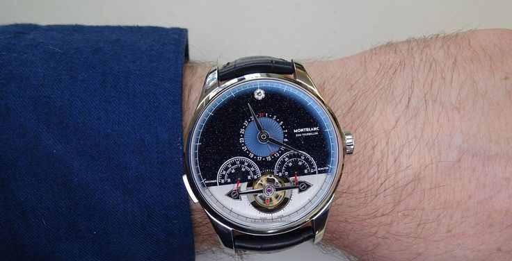 Montblanc Heritage Chronométrie ExoTourbillon Vasco de Gama