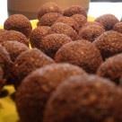 Brownies Crus aux Amandes