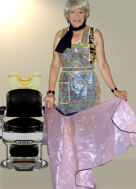 Pin By Peter Nitzsche On Friseurcapes Plastic Aprons