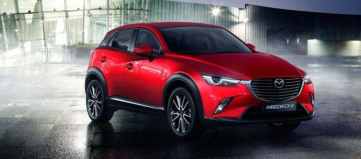 Mazda| Mazda CX-3