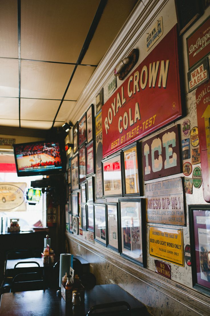 A Local's Guide to Birmingham, Alabama by Kelly Cummings of Spindle Photography. Hoping I can go to some of these cute restaurants and antique shops while I'm here!