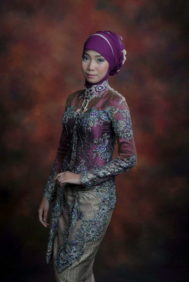 Malay traditional dress teen 5