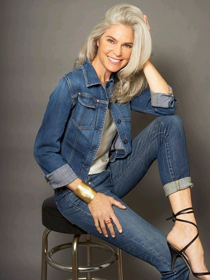 Short Hairstyles For Women Over 40 Absolutely Perfect Grey Hair Inspiration Gorgeous Gray Hair