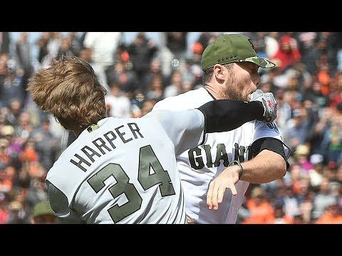 (609) The Top Baseball Fights and Brawls of All-Time! - YouTube