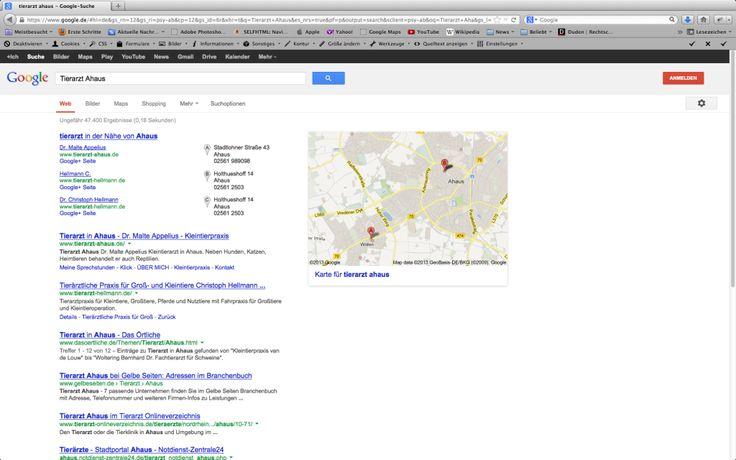 Lokale Suchmaschinenoptimierung für Ahaus