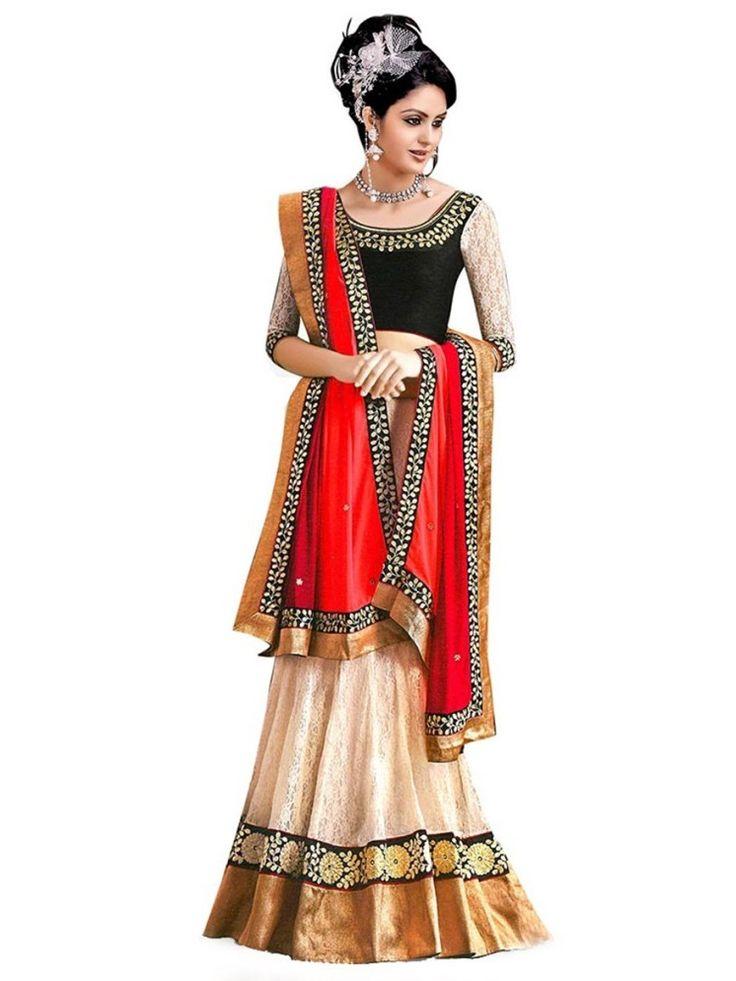 Buy Bajirao Bollywood Designer #Lehenga @ Just Rs.705 Visit