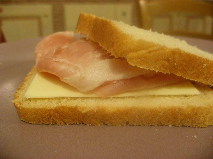Ricettina: Pancarrè con la Macchina del pane