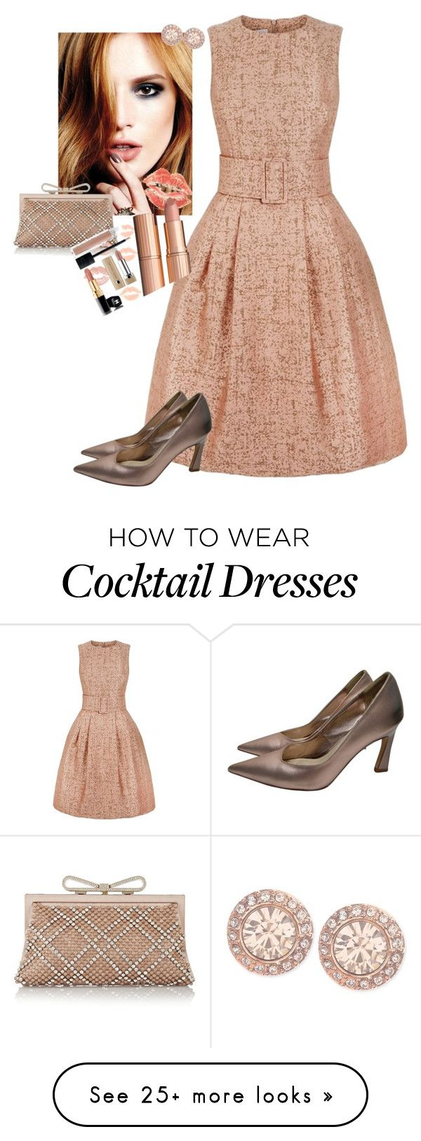 """""""Untitled #808"""" by jbet123 on Polyvore featuring Christian Dior, Valentino and Givenchy"""