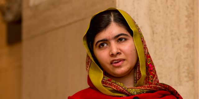 Malala Yousafzai Delivers the Elegant Donald Trump Rebuttal You've Been Waiting For  - MarieClaire.com