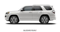 2015-Toyota-4Runner-Limited color blizzard-pearl