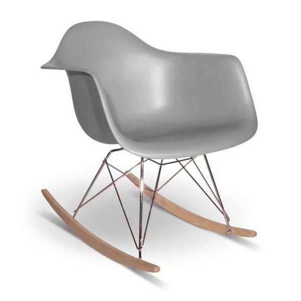 Awesome Rocking Eames RAR Style   Meubles Design Design