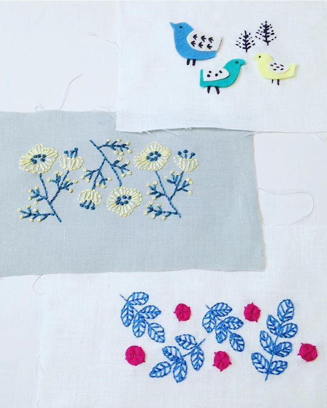 WEBSTA @ annastwutea - 『5つのステッチでできるannasの刺繍工房』(日本文芸社)の試作をしていた時の作品。結局、この3つは採用したんだった。この本は、いくつか試作して、使わなかったのも結構あるんです。そのうちどこかで紹介したいな。・・#刺繍 #ハンドメイド #ハンドメイド #handicraft #handembroidery #handmade #needle #needlework #embroideryart #embroidery #手刺繍 #手芸 #手作り #вышивка #紙刺繍 #handcraft #てづくり #stitch #자수 #刺繡 #川畑杏奈 #annas #アンナス #broderie #handiwork #needlecraft #paperstitching #5つのステッチでできるannasの刺繍工房 #北欧 #北欧風