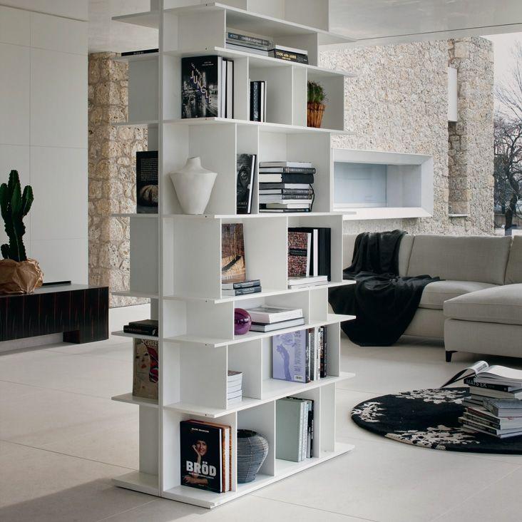 bookcase  _ cattelan italia _ wally