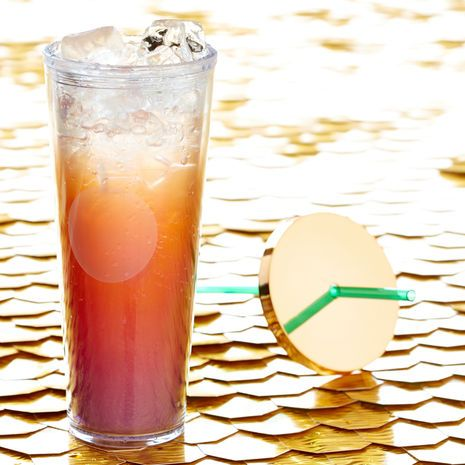 Starbucks® Cold-to-Go Cold Cup - Multi-Colored, 24 fl oz