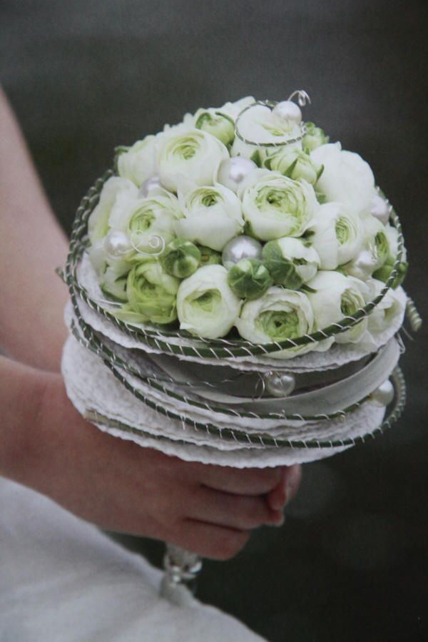 bruidsboeketten the Lotus