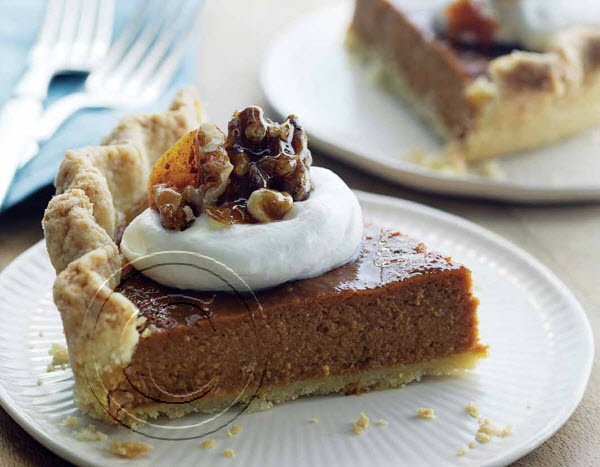 2014 Recipe Promotional Calendars - November 2014 - Pumpkin Pie Supreme (Serves 6 to 8)  Pastry:  1 cup [250 mL] all purpose flour  ½ cup [125 mL] unsalted butter  2 tbsp [30 mL] icing sugar  Filling:  1 can [540 mL] pumpkin pie filling  1/3 cup [75 ml] whipping cream  2 tbsp [30 mL] brown sugar  2 eggs, beaten  1 tsp [5 mL] pumpkin pie spice    Mix together ... visit www.promocalendarsdirect.com/recipes for complete recipe.