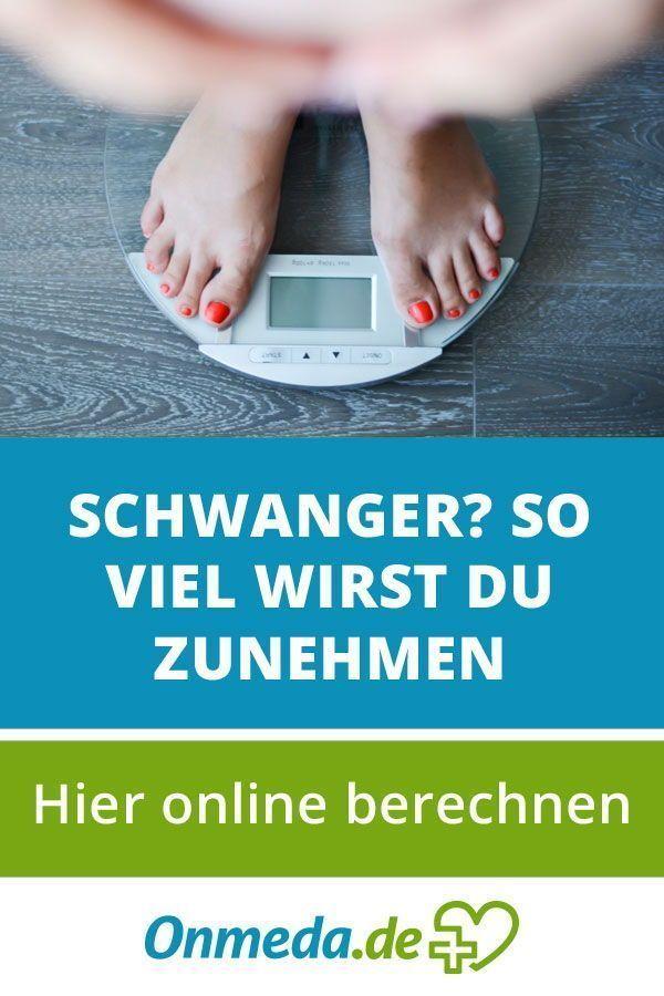 Gewichtszunahme frühes Schwangerschaftssymptom