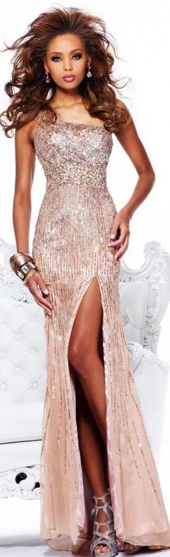 Sherri Hill Gown. V
