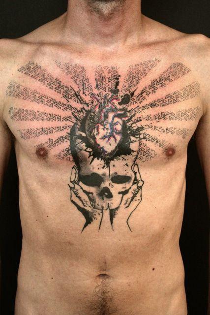 Sacred Heart Tattoos - Inked Magazine