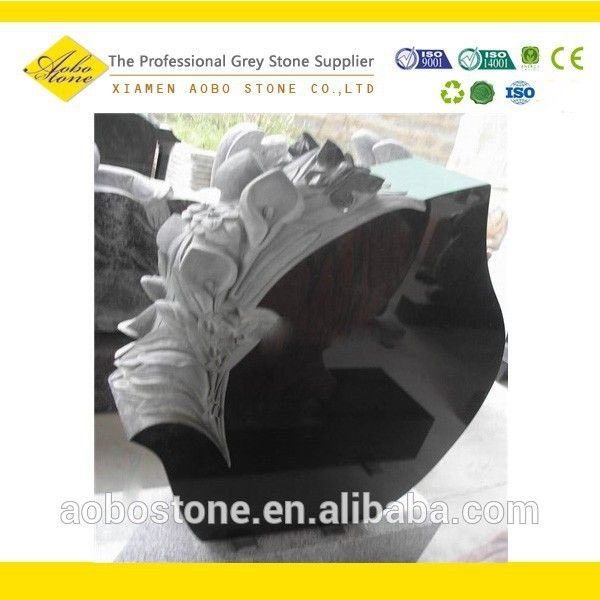Cheap Beautiful Flower Carving Black Granite Tombstone Prices , Find Complete Details about Cheap Beautiful Flower Carving Black Granite Tombstone Prices,Cheap Tombstone Prices,Cheap Tombstones,Cheap Tombstones from Tombstones and Monuments Supplier or Manufacturer-Xiamen Aobo Stone Co., Ltd.
