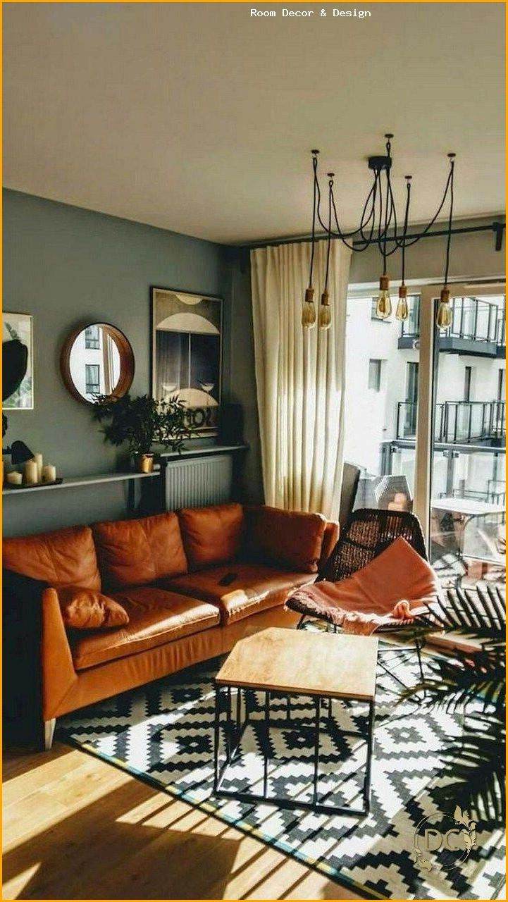 60 Modern Bohemian Living Room Inspiration Ideas 29 Design And Decoration Boh In 2020 Living Room Wall Color Modern Bohemian Living Room Living Room Lighting