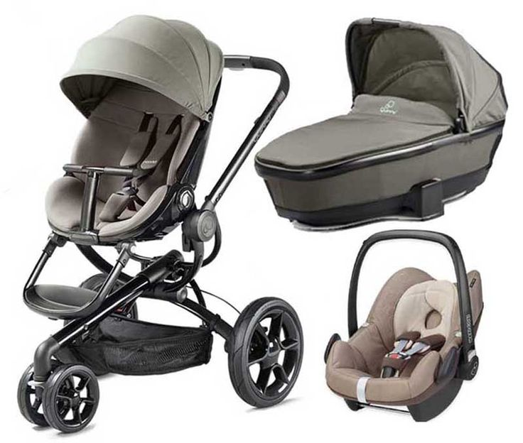 Carrinho de bebê para todos os gostos – e bolsos