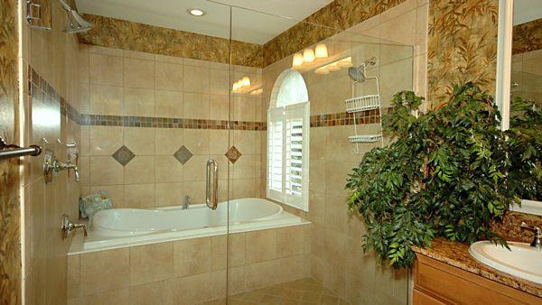 Google image result for for Elegant master bathroom designs