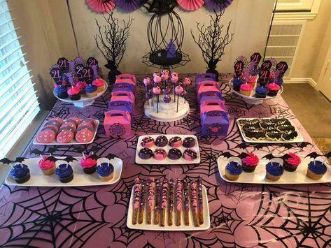 Megyn S Vampirina 4th Birthday Party Catchmyparty Com